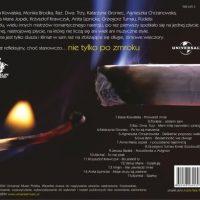Nie tylko po zmroku - Projekt okładki: Judyta Papp, Universal Music 2004