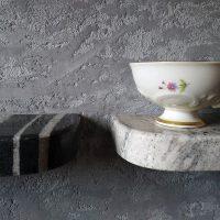 Półka, granit Copacabana 3 cm. Proj. Judyta Papp 2020 ©