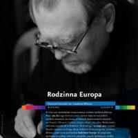 KBF- Rodzinna Europa, Festiwal Miłosza, fot. Judyta Papp