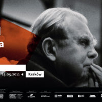 Billboard - Festiwal Miłosza, fot. Judyta Papp, KBF